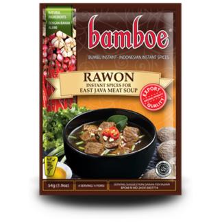 Bumbu Instan Bamboe Rawon