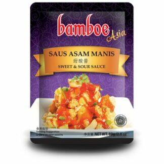 Bamboe Asia Saus Asam Manis
