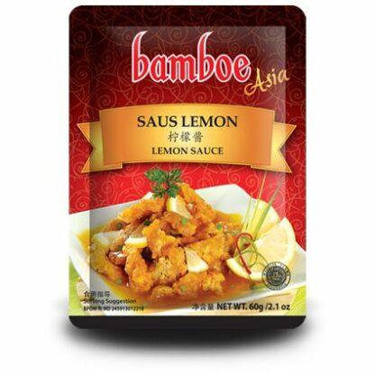 Bamboe Asia Saus Lemon
